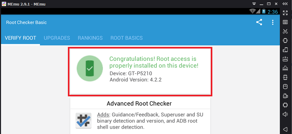 How to Root MEmu