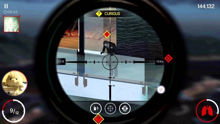 hitman sniper apk free