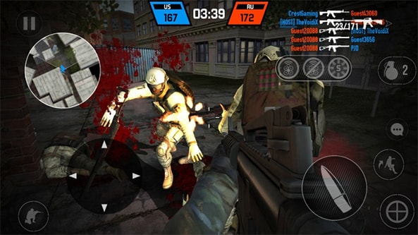 bullet force unlimited gold