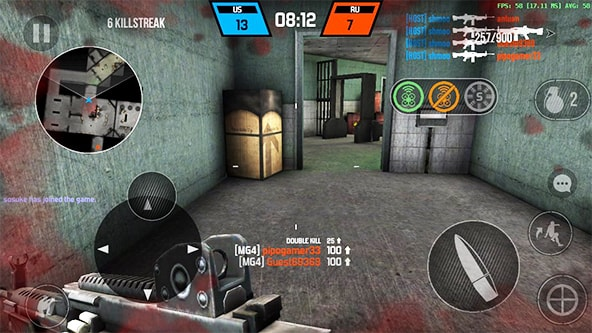 bullet force cracked apk
