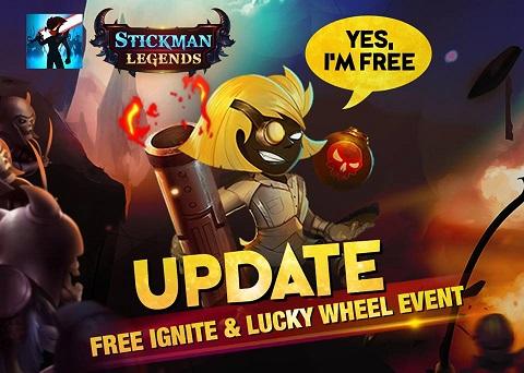 stickman legends unlimited money mod