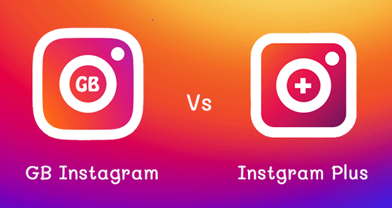 GBInsta vs Instagram Plus