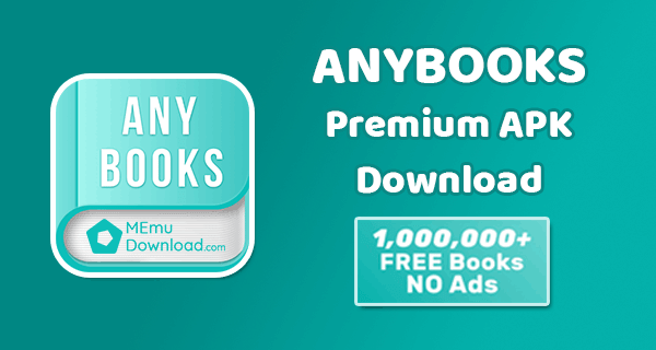Anybooks premium apk download
